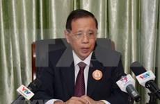 Nuevo gobierno de Camboya reafirma atención a consolidación de lazos con Vietnam