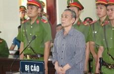 Condenado a prisión un hombre por actos contra la administración popular de Vietnam