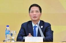 Ministro vietnamita de Industria y Comercio destaca trayectoria de desarrollo de la ASEAN
