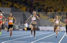 Atletas vietnamitas por cumplir la meta de tres preseas doradas en ASIAD 2018