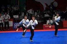 Taekwondo brinda a Vietnam primera medalla en Juegos Asiáticos