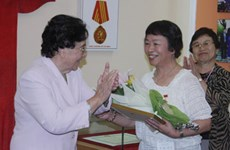 """Autora Hiramatsu Tomoko, una """"vietnamita que tiene la nacionalidad japonesa"""""""