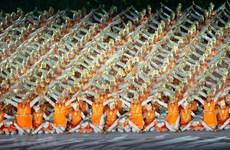 Juegos Asiáticos comienzan en Indonesia con espectacular ceremonia de inauguración