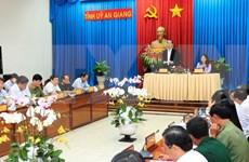 Presidente de Vietnam urge a la provincia de An Giang a renovar modelo de crecimiento agrícola