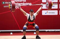 Vietnam consigue primera plata en Juegos Asiáticos