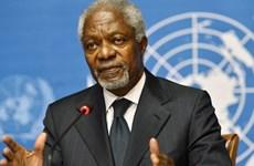 Vietnam transmite condolencia por fallecimiento del exsecretario general de la ONU