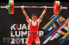 Vietnam se ubica en el lugar 13 tras primer día de juegos continentales