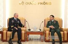 Vietnam y Estados Unidos afianzan cooperación en defensa