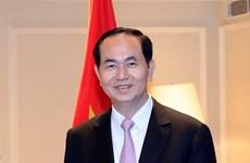 Presidente vietnamita efectuará visita estatal a Etiopia y Egipto