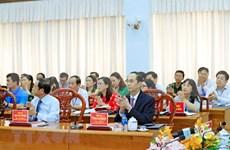 Destacan vida y obra de expresidente de Vietnam Ton Duc Thang, comunista ejemplar