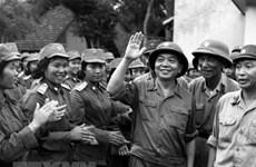 Jóvenes vietnamitas recuerdan al general Vo Nguyen Giap
