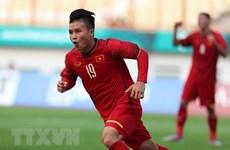 Prensa sudcoreana pronostica victorias para equipo de fútbol vietnamita en ASIAD 2018