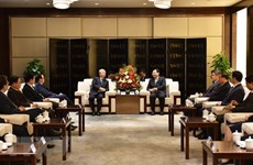 Robustecen nexos de cooperación entre las localidades vietnamitas y chinas