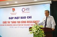 Lanzan en Vietnam concurso destinado a aumentar la conciencia pública sobre la resiliencia