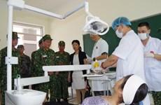 Vietnam y China ofrecen examen y tratamiento médicos en área fronteriza compartida