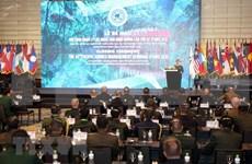 Clausuran en Hanoi Seminario sobre gestión de ejércitos del Pacífico