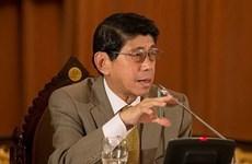 Tailandia aliviará restricción de actividades políticas