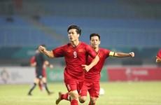 Prensa asiática destaca victoria de selección de fútbol de Vietnam ante Bahréin