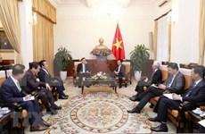 Vicepremier vietnamita destaca el desarrollo de asociación de cooperación estratégica con Corea del Sur