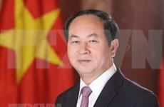 Presidente de Vietnam reitera el significado de su visita estatal a Egipto