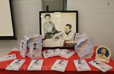 Presentan en Canadá libro sobre obras del Presidente vietnamita Ho Chi Minh