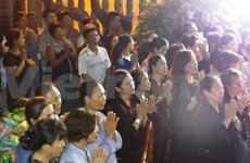 Celebran gran misa por víctimas mortales en accidentes de tráfico