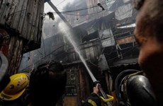 Al menos cinco niños muertos por incendio en Filipinas