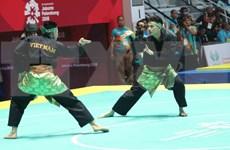 Pencak Silat y Karate de Vietnam no pudieron hacer realidad el sueño de oro