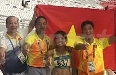 Vietnam obtiene segunda medalla de oro en Juegos Asiáticos