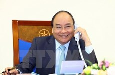 Premier de Vietnam felicita al equipo de fútbol por su gran triunfo en ASIAD 2018
