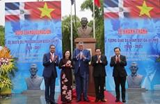 Fomentan relaciones partidistas entre Vietnam y Dominicana