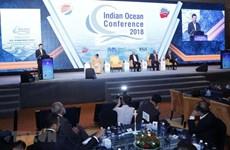 Concluye tercera Conferencia del Océano Índico en Hanoi