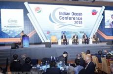 Conferencia del Océano Índico en Hanoi debate acciones para garantizar paz y desarrollo