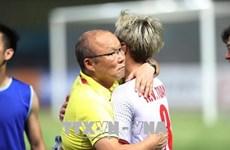 Entrenador Park Hang-seo confía en desempeño hoy de selección vietnamita de fútbol frente a  Corea del Sur