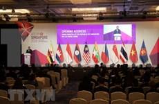 Inauguran 50 Reunión de Ministros de Economía de ASEAN