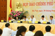 Gobierno de Vietnam se centra en reestructuración económica, afirma ministro