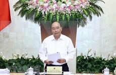 Premier de Vietnam insta a continuar controlando la inflación en el resto de 2018