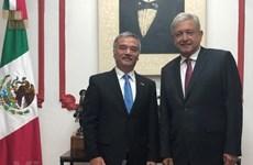 Presidente electo de México confirma deseo de intensificar relaciones con Vietnam