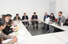 Vietnam y México intercambian experiencias en administración pública