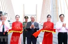 Inauguran en Vietnam autopista Ha Long-Hai Phong