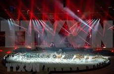 Clausuran XVIII Juegos Asiáticos en Indonesia