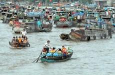 Provincia de Vietnam recibe más 82 mil turistas en tres días feriados