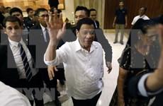 Presidente de Filipinas inicia su gira por Oriente Medio