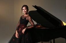 Pianista australiana-vietnamita actuará en Vietnam en ocasión de nexos diplomáticos entre ambos países