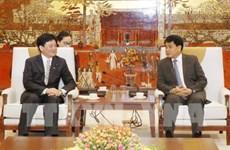 Japón listo para trabajar con Hanoi en el tratamiento de la contaminación