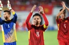 Equipo olímpico de fútbol de Vietnam arrasa el once ideal de Juegos Asiáticos 2018