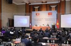 Vietnam y Laos intercambian experiencias en la movilización de masas