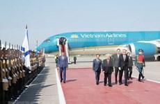 Secretario general del Partido Comunista de Vietnam inicia visita oficial a Rusia