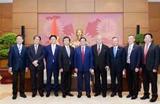 Reafirman grupos parlamentarios de amistad contribución a lazos Vietnam- Japón