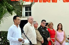 Celebran Día de la Independencia de Vietnam en Cuba